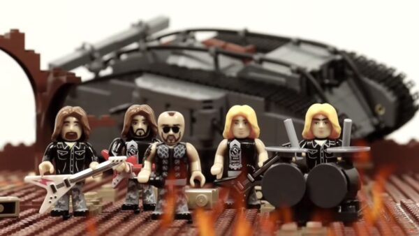 Videoclip Sabaton The Future of Warfare