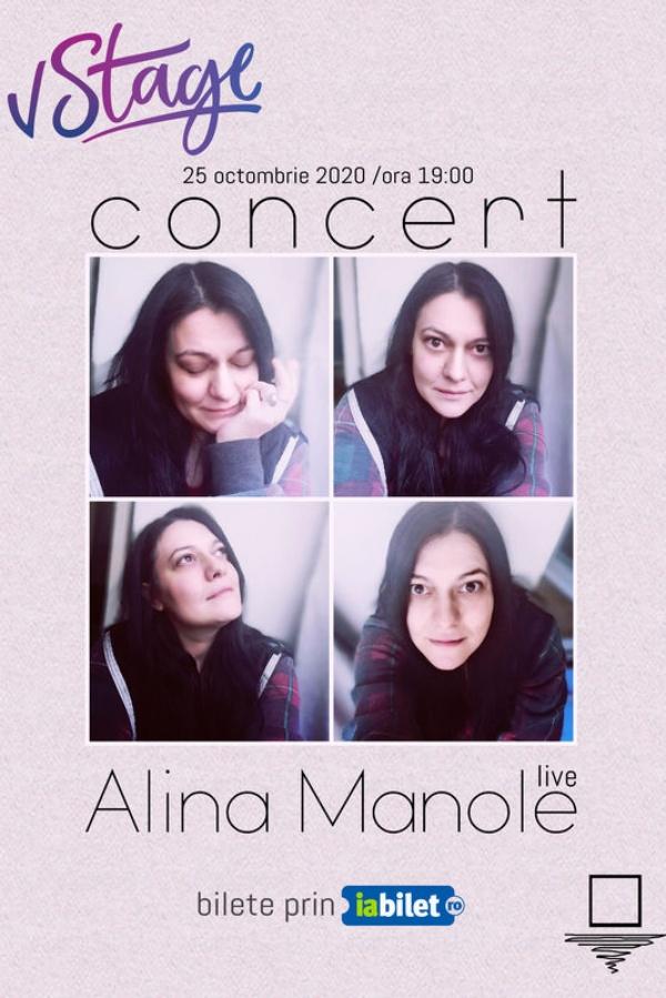 Alina Manole online la vStage.ro