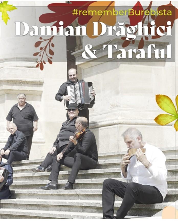 Damian Drăghici & Taraful la Grădina Urbană