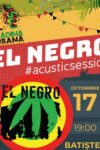 El Negro acoustic session
