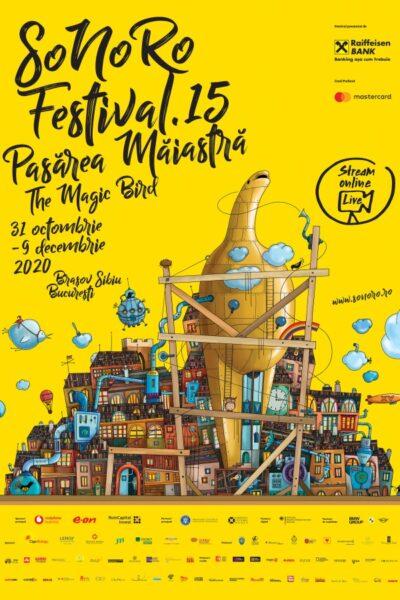 Poster eveniment Festivalul SoNoRo 2020