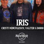 IRIS – Cristi Minculescu, Valter, Boro