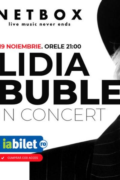 Poster eveniment Lidia Buble