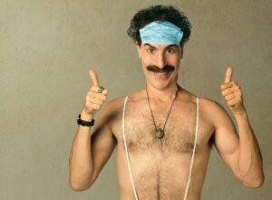 Poster Borat 2 2020 Amazon Prime