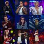Concurenții care au trecut de cel de-al patrulea episod X Factor 2020 - captură ecran