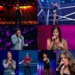 Concurenții care au trecut de cel de-al șaselea episod X Factor 2020 - captură ecran
