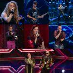 Concurenții care au trecut de cel de-al șaptelea episod X Factor 2020 - captură ecran