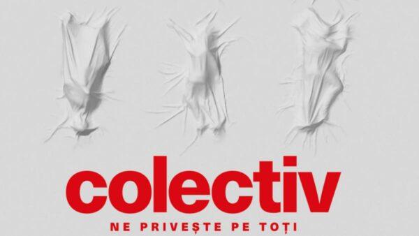 Coperta film documentar Colectiv