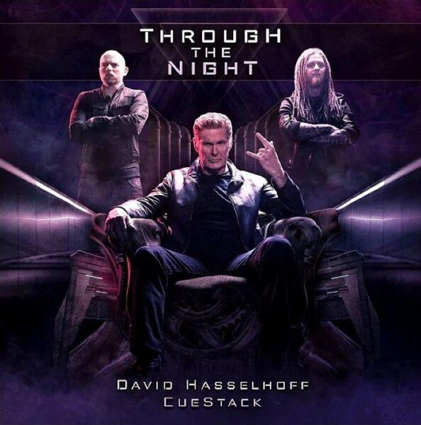 Coperta single Cuestack David Hasselhoff Through the Night
