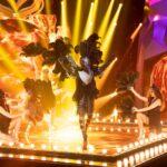 Corbul pe scena Masked Singer România