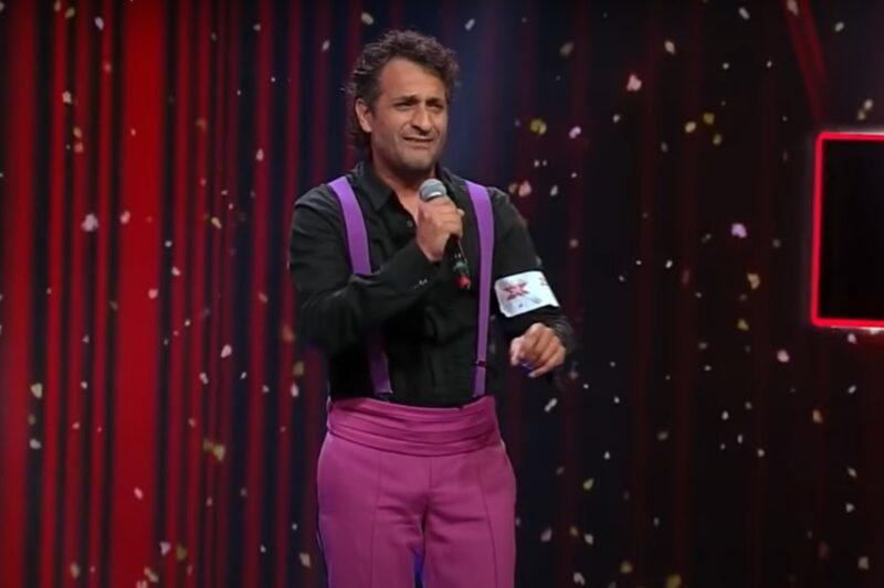 Iulian Canaf în audițiile de la X Factor 2020