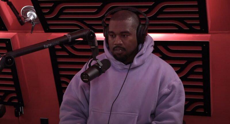 Kanye West invitat la podcastul lui Joe Rogan 2020