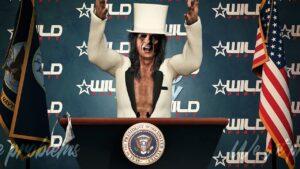 Lyric Video Alice Cooper Elected 2020