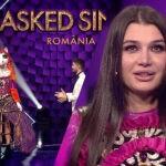 Elena Băsescu a fost Unicornul demascat la Maked Singer Romania
