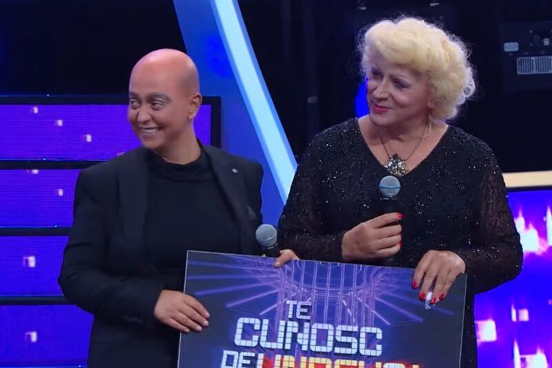 Monica Anghel și Marcel Pavel la