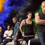 """Poster """"Fast and Furious 9"""""""