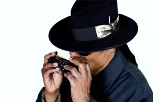 Stevie Wonder (Octombrie 2020, Press Photo)