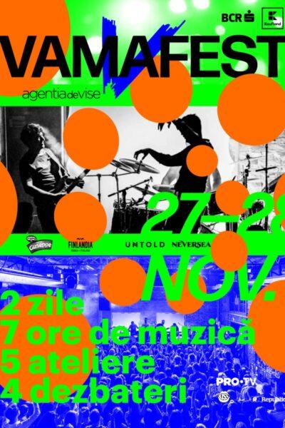 Poster eveniment VAMAFEST 2020
