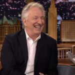 Alan Rickman la The Tonight Show Starring Jimmy Fallon
