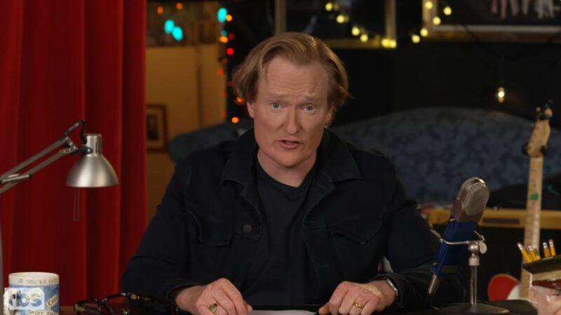 Conan O'Brien emisiune TBS 2020