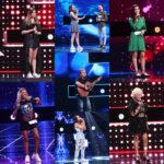 Concurenții care au trecut de cel de-al 12-lea episod X Factor 2020