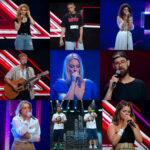 Concurenții care au trecut de cel de-al nouălea episod X Factor 2020