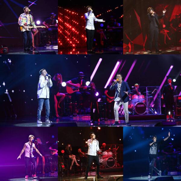 Echipa Loredana în bootcamp-ul X Factor 2020
