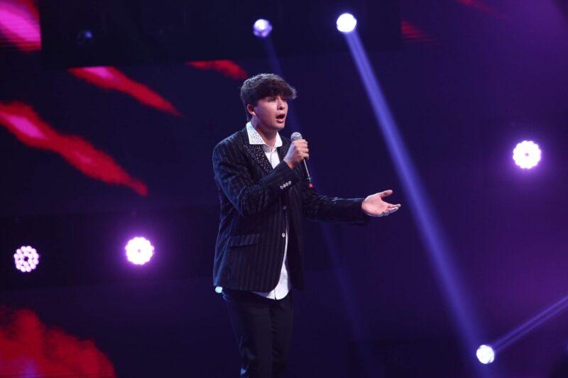 Eden Loren în audițiile de la X Factor 2020