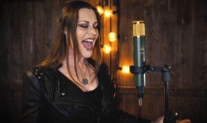 Floor Jansen solista Nightwish canta Let It Go din Frozen