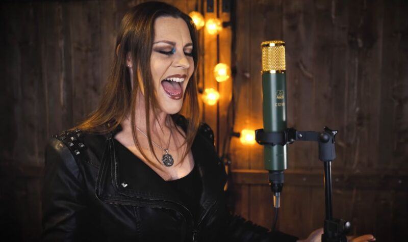 Floor Jansen solista Nightwish canta Let It Go din Frozen