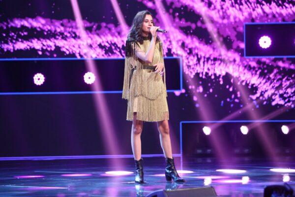 Ilinca Dinu în audițiile de la X Factor 2020