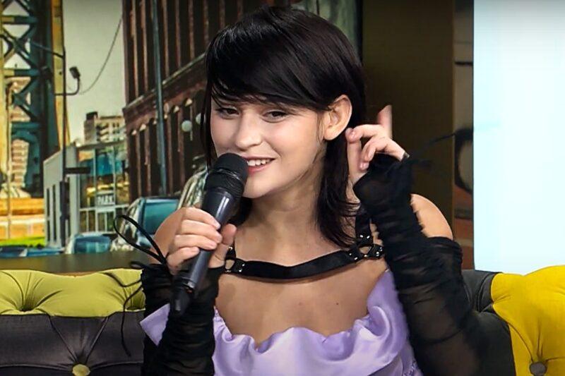 """Irina Rimes în emisiunea """"La Măruță"""""""