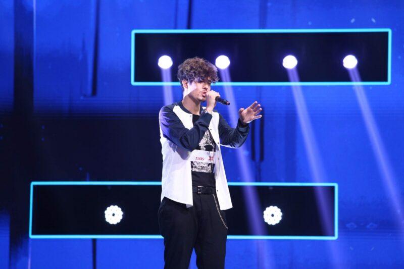 Iulian Selea în audițiile de la X Factor 2020