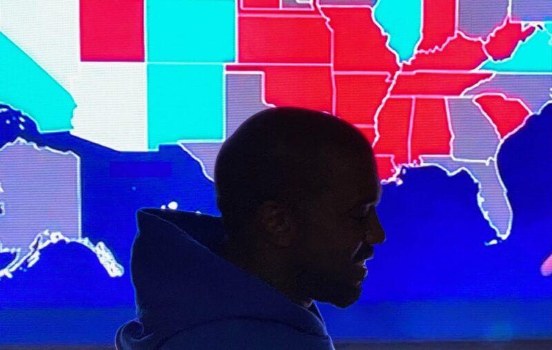 Kanye West mesaj Twitter candidatura 2024