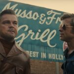 "Leonardo DiCaprio și Brad Pitt în trailerul filmului ""Once Upon a Time in Hollywood"""