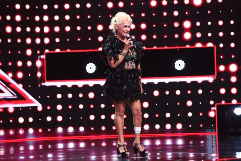 Silvia Mitrache în audițiile de la X Factor 2020