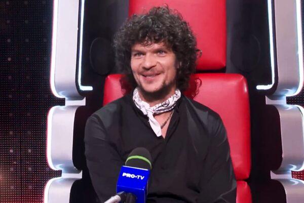 Tudor Chirilă vorbește despre Vocea Reuniunea într-un interviu pentru Pro TV Plus