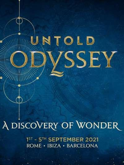 Poster eveniment UNTOLD Odyssey
