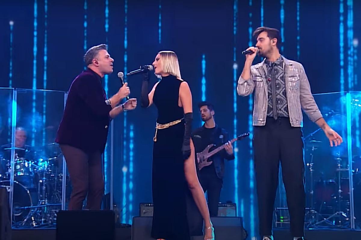 Alexandra Stan, Cornel Ilie, Liviu Teodorescu - Oameni (Live la Marea Unire ZU 2020)