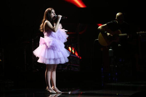 Andrada Precup a câștigat X Factor 2020