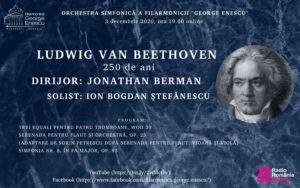 Concert Orchestra Simfonica a Filarmonicii George Enescu