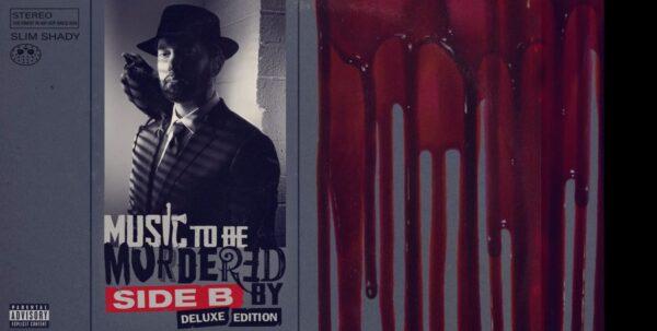Coperta album Eminem Music to Be Murdered By Side B