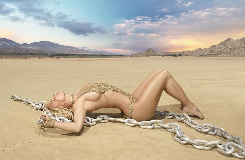 Coperta album Glory Britney Spears