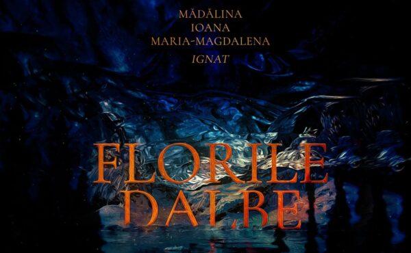 Coperta single Ioana Ignat Madalina Maria Magdalena Florile Dalbe