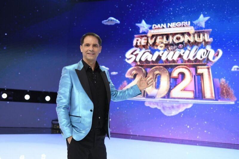 """Dan Negru - """"Revelionul Starurilor 2021"""""""