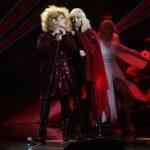 Delia și Sonia Mosca în finala x Factor 2020