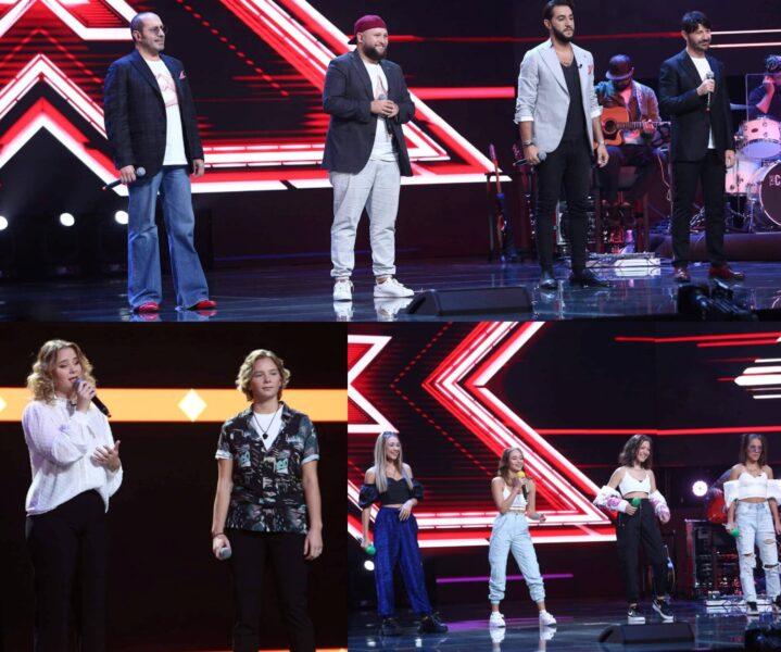 Concurenții lui Florin Ristei în bootcamp-ul X Factor 2020