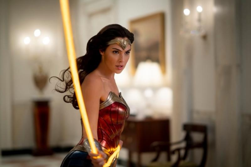 "Gal Gadot în ""Wonder Woman 1984"""