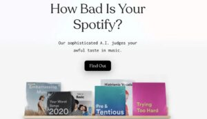 How Bad Is Your Spotify