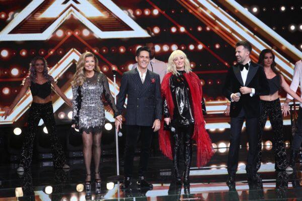 Loredana, Ștefan, Delia, Florin în finala X Factor 2020